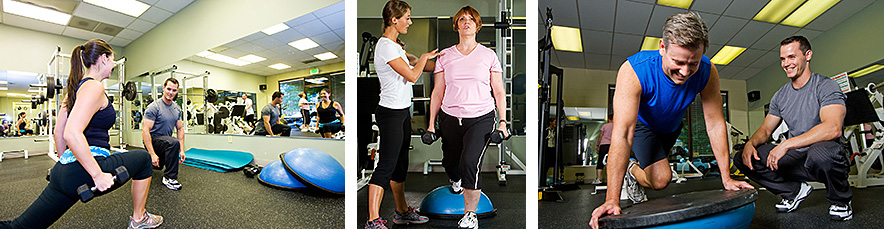 Personal Training and Corrective Exercise