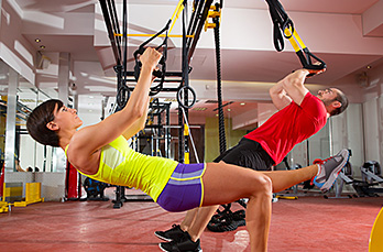 TRX + Suspension Training